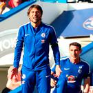 Question mark: Antonio Conte could leave Chelsea
