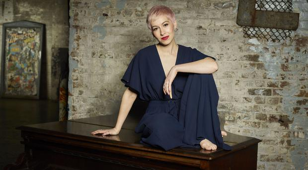 SuRie, the UK's entry at the 2018 Eurovision Song Contest (PA Images)