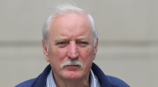 Ivor Bell's lawyers want the case stayed (Niall Carson/PA)