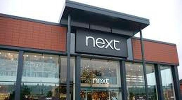 Profits: Next has 20 stores here