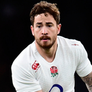 Big moment: Danny Cipriani is out of the England wilderness