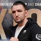 Title showdown: Hughie Fury is ready for British title shot