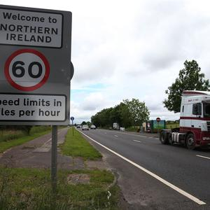 Do you support using technology to solve Irish border issue?    (Brian Lawless/PA)