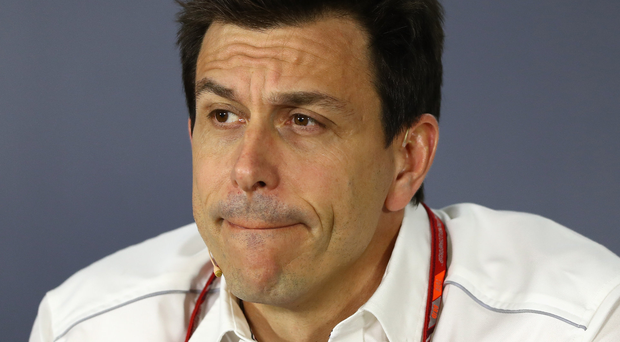 Major concerns Toto Wolff admits Mercedes are worried