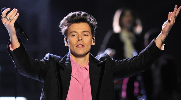 Harry Styles will be executive producer (Aurore Marechal/PA)