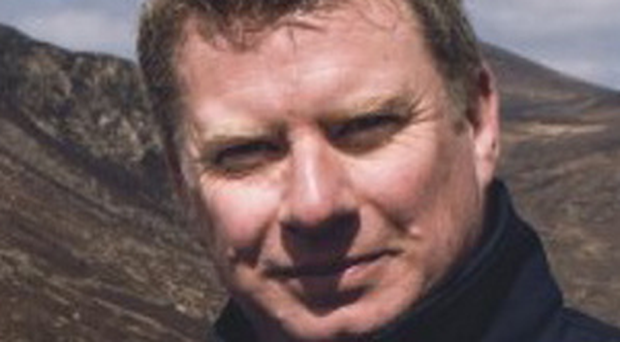 Seasource CEO Alan McCulla