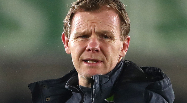 Bemused: Mark McCall says his players deserve recognition