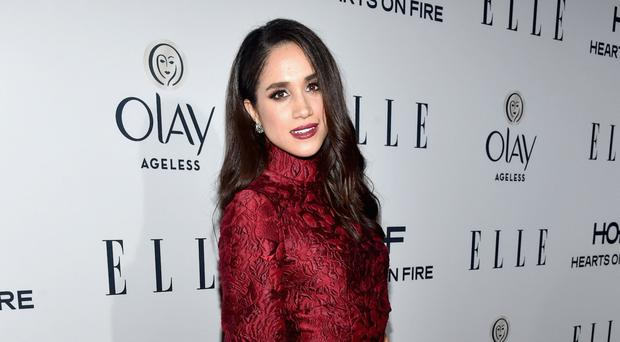 Changing roles: Meghan Markle