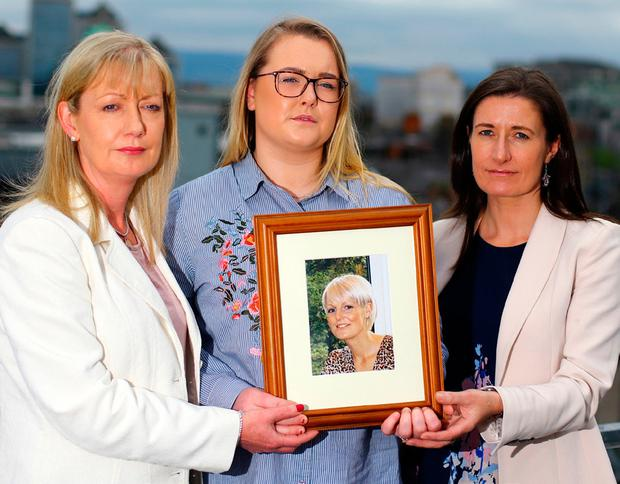 Danielle Miley, Rachael O'Brien and Susan O'Brien have grave concerns regarding Miriam's care