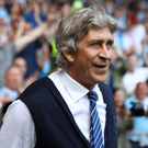 In frame: Manuel Pellegrini is set for talks with West Ham