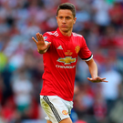 Good points: Ander Herrera is happy with United's season