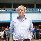 Boris Johnson Latin America tour