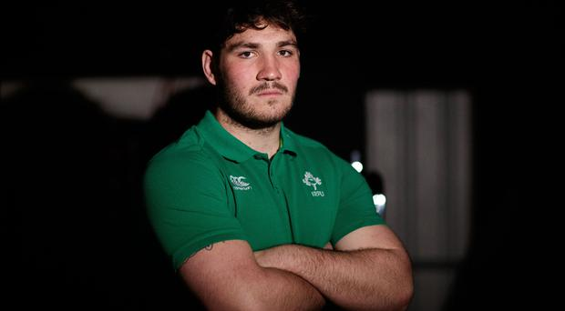 Tom O'Toole has been included in Ireland's squad for the U20 World Championships.