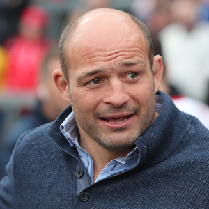 Many thanks: Rory Best is grateful to the Kingspan fans