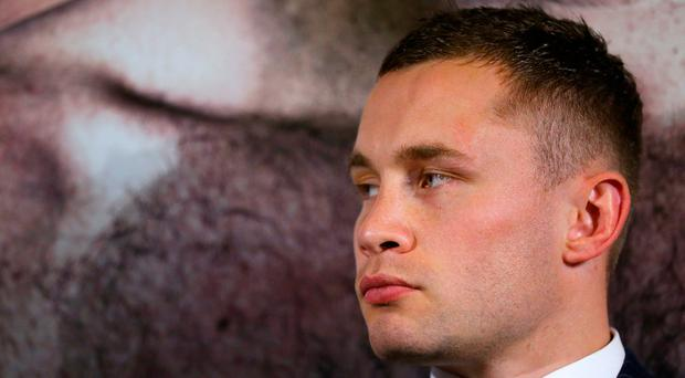 Carl Frampton is waiting on an opponent for his August bout at Windsor Park.