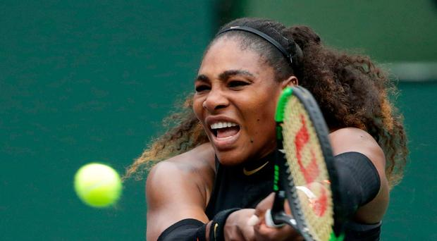 Serena Williams to remain unseeded in clay court Grand Slam