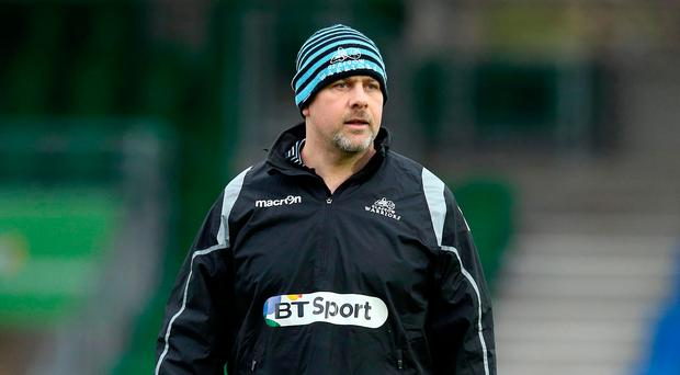 To-do list: Dan McFarland will have much to contend with when he takes over the hotseat, replacing the departing Charles Piutau, Robbie Diack, Callum Black, Paul Marshall, Tommy Bowe and Andrew Trimble