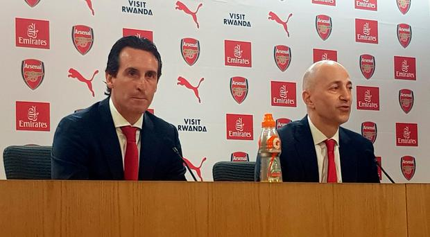 Claudio Ranieri: Emery could have very good success in Arsenal