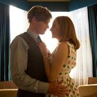 Emotionally charged: Saoirse Ronan with Billy Howle in On Chesil Beach