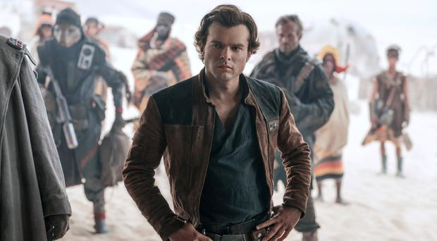 Solo mission: Alden Ehrenreich in Solo: A Star Wars Story