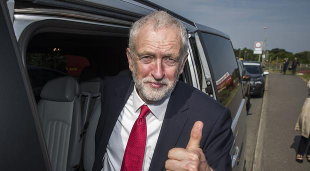 Jeremy Corbyn calls for Irish government role amid Stormont crisis