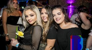 People out for the End Of Exams Party at Bot Wednesdays. 23rd May 2018. Picture by Liam McBurney/RAZORPIX