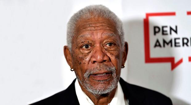 Fresh allegations: Morgan Freeman has been accused of sexual misconduct