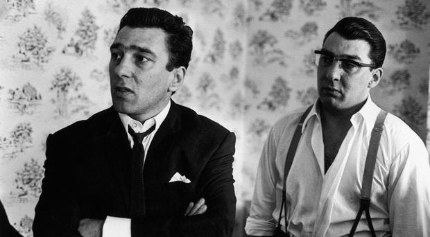 Star power: The Krays