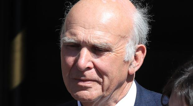 Sir Vince Cable (Peter Byrne/PA)