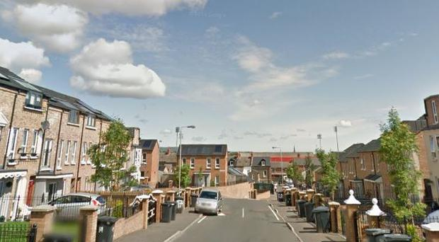Elimgrove Street in north Belfast / Credit: Google Maps