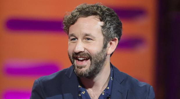Chris O'Dowd said Ireland was experiencing a wave of social progress (Matt Crossick/PA)