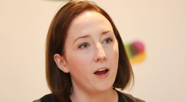 Co-director of Together for Yes Grainne Griffin (Niall Carson/PA)