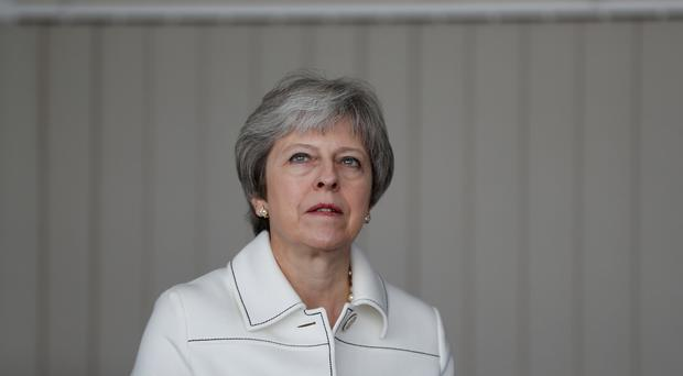 Pressure on Theresa May to support Northern Ireland abortion law reform has intensified (Darren Staples/PA)