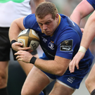 Terrific treble: Sean Cronin has now scored tries in three separate finals