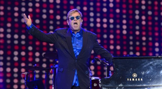 Sir Elton John ( Matt Crossick/PA)