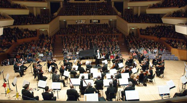 The Ulster Orchestra (stock photo)