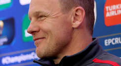 Winner: Ulsterman Mark McCall has signed a contract extension at Saracens