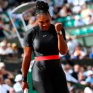 Serena Williams felt like a 'warrior princess' during her first Grand Slam match in over a year.