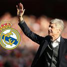 Could Arsene Wenger become the next Real Madrid manager?