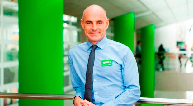Strategy: Asda CEO Roger Burnley
