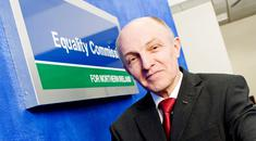 Equality commissioner Dr Michael Wardlow (Andrew Towe Parkway Photography/PA)
