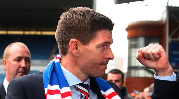 Liverpool Lending Steven Gerrard Helping Hand By Sanctioning Rangers Loan For Midfielder