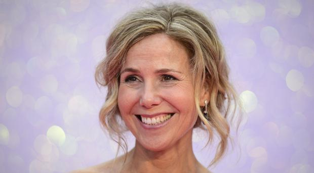 Sally Phillips spoke at the event (Matt Crossick/PA)