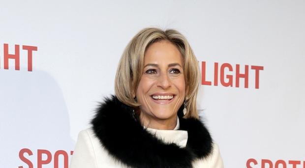File photo dated 20/01/16 of Newsnight presenter Emily Maitlis.