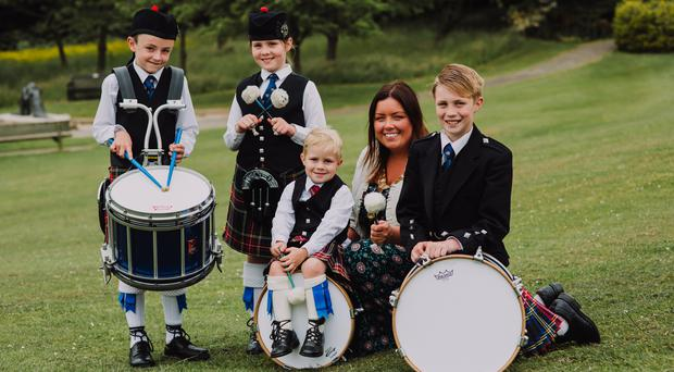 UK Pipe Band Championships
