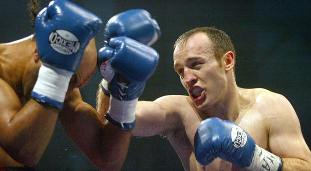 Former world champion Brian Magee has described shooting victim Pete Taylor as a credit to Irish boxing (Paul Faith/PA)