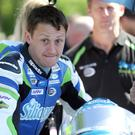 Dean Harrison (Silicone Kawasaki) won the second Supersport race at the Isle of Man TT. PICTURE BY STEPHEN DAVISON