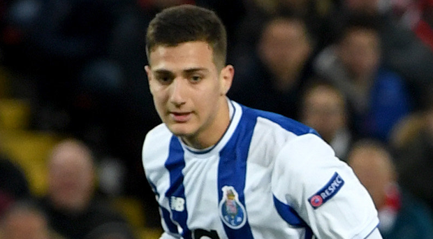Relishing it: Diogo Dalot can't wait to get started at United