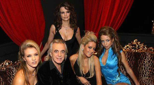 Peter Stringfellow has died aged 77 (Julien Behal/PA)
