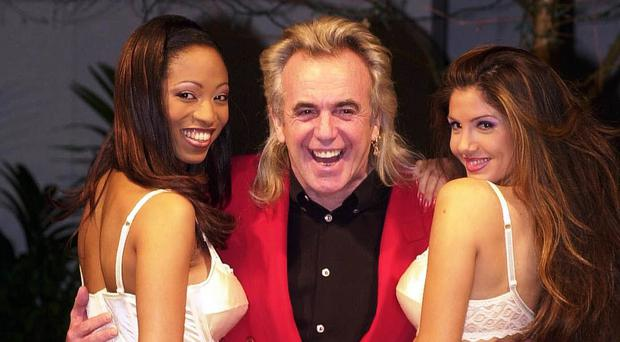 Peter Stringfellow said some amazing things (PA)